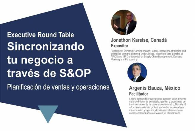 Executive Round Table Program 26 de Octubre