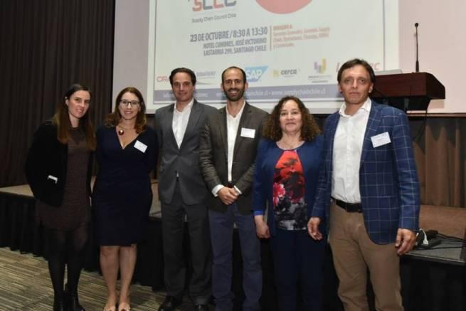 NOVEDADES SUPPLY CHAIN COUNCIL CHILE