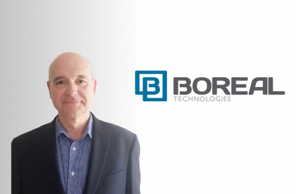 BOREAL TECHNOLOGIES PRESENTA NUEVO COUNTRY MANAGER EN CHILE