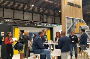 DEMATIC ROMPE TODOS LOS RÉCORDS DURANTE LOGISTICS MADRID 2019